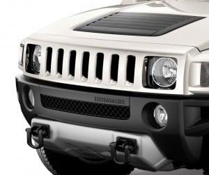 Hummer Front