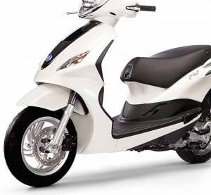Professionelle Tachoeinstellung für Piaggio Motorroller in Venlo