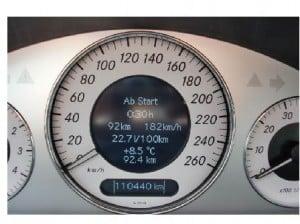 Tachojustierung-Mercedes-W211-E-Klasse