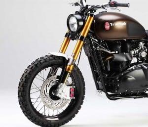 Professionelle Tachojustierung für Triumph Motorräder vom Fachmann in Venlo