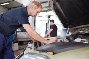 Professionelle Diensteleistungen für alle Fahrzeuge und Tachometer
