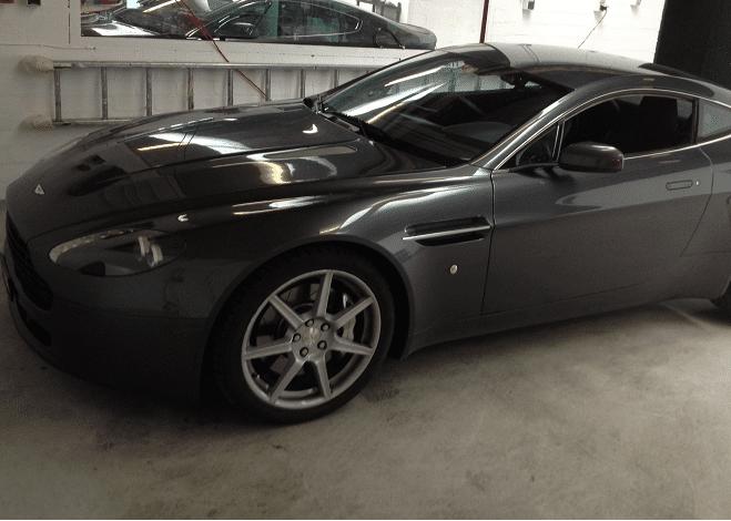 Tachojustierung Aston Martin DB9 DBS9