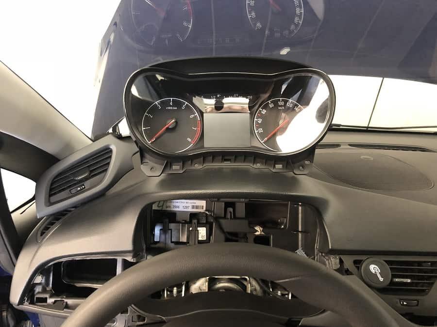 Tachojustierung Opel Corsa E