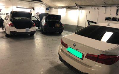 Professionelle Tachojustierung der neuesten BMW-Modelle (2015-2021)